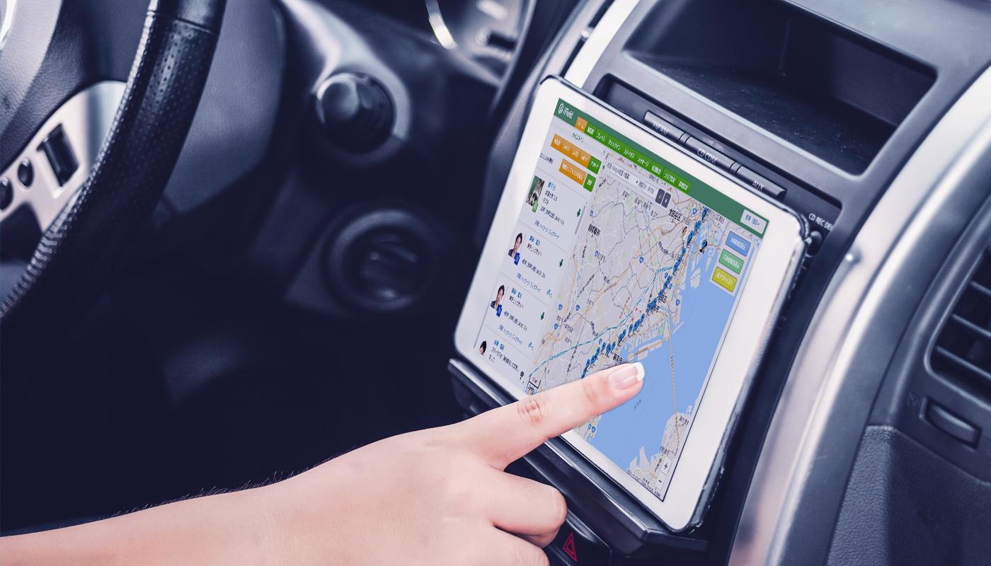 現場報告システムの決定版ユーザーに親しまれているGoogle Maps を活用