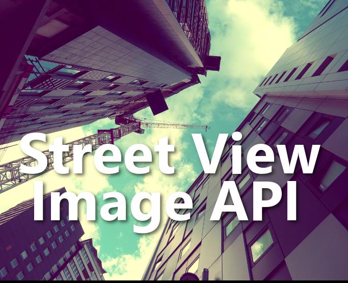 Street View Image API