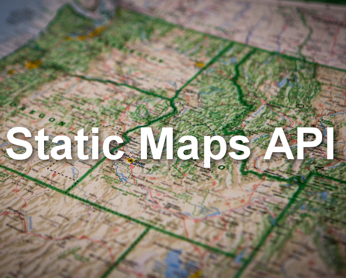 Static Maps API
