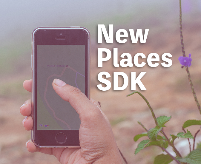 New Places SDK